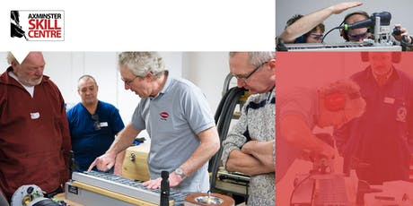 Leigh Dovetail Jigs - Introduction Course tickets