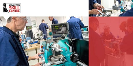 Small Engineering Lathe - Introduction Course tickets