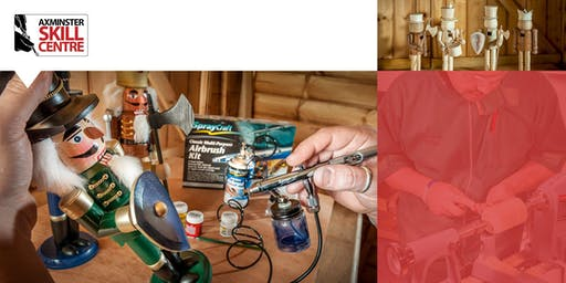 Woodturning a German Nutcracker Course