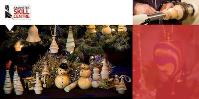 Woodturning Christmas Decorations & Gifts (1 Day)