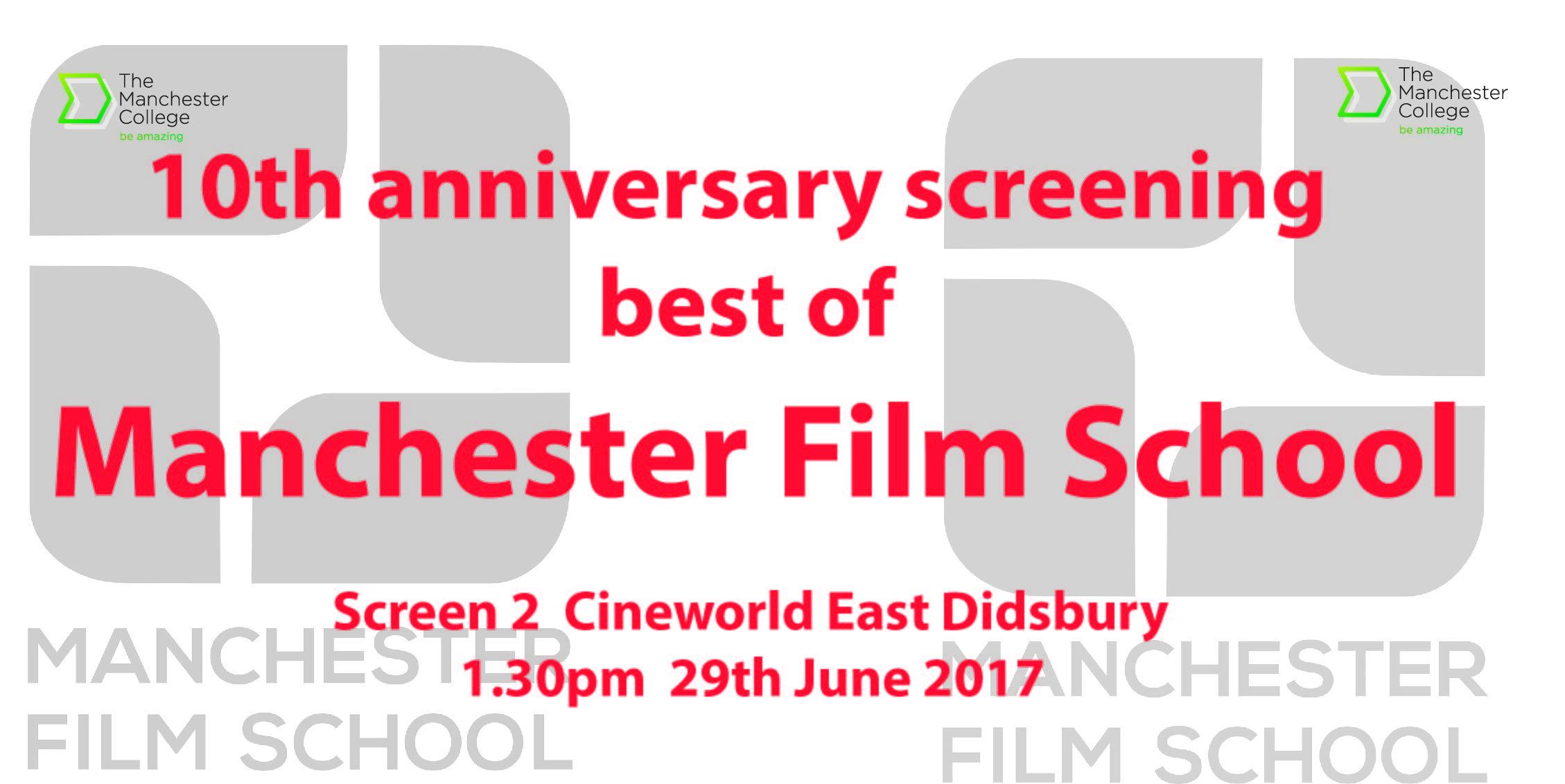 Best of Manchester Film School