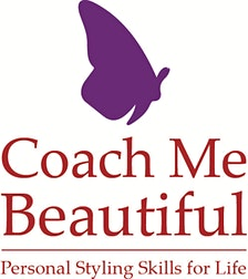 Sharon Billingham, Coach Me Beautiful  logo