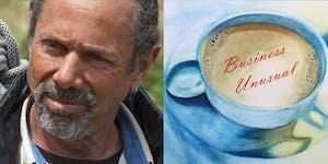 """Dr. Jeff Salz leads the """"BUSINESS UNUSUAL"""" Breakfast..."""