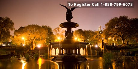 Central Park Night Photography workshop tickets