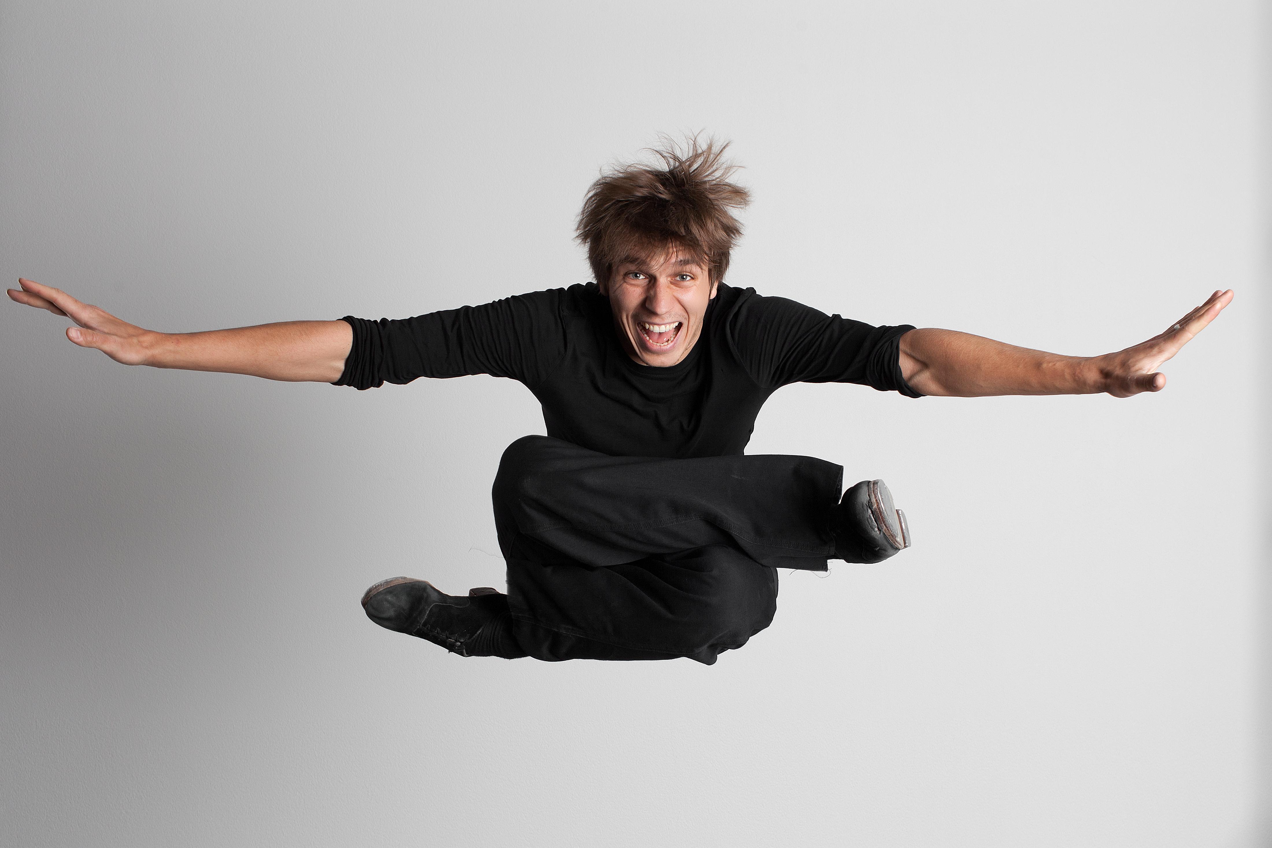 JUBA! Masters of Tap and Percussive Dance - F
