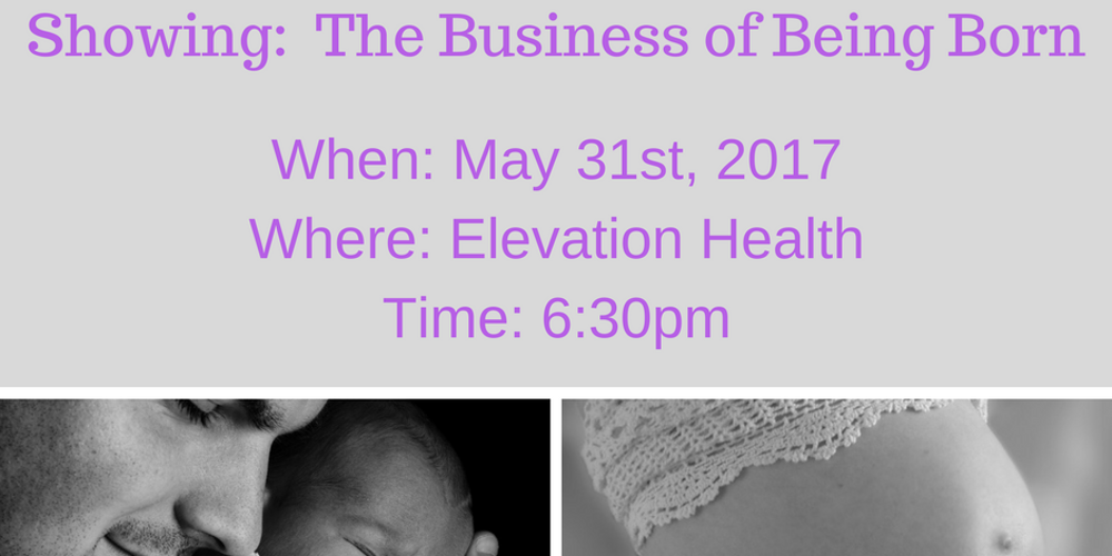 business of being born I just got a chance to see the business of being born—a documentary produced by talk-show host ricki lake the film, which takes a hard look at the culture of mainstream maternity care in the united states, gets up close and personal with a seasoned midwife and several mothers who've opted for.