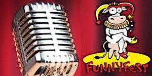 Saturday, June 10 @ 6 pm - 6 COMICS - TEE OFF FUNNY -...
