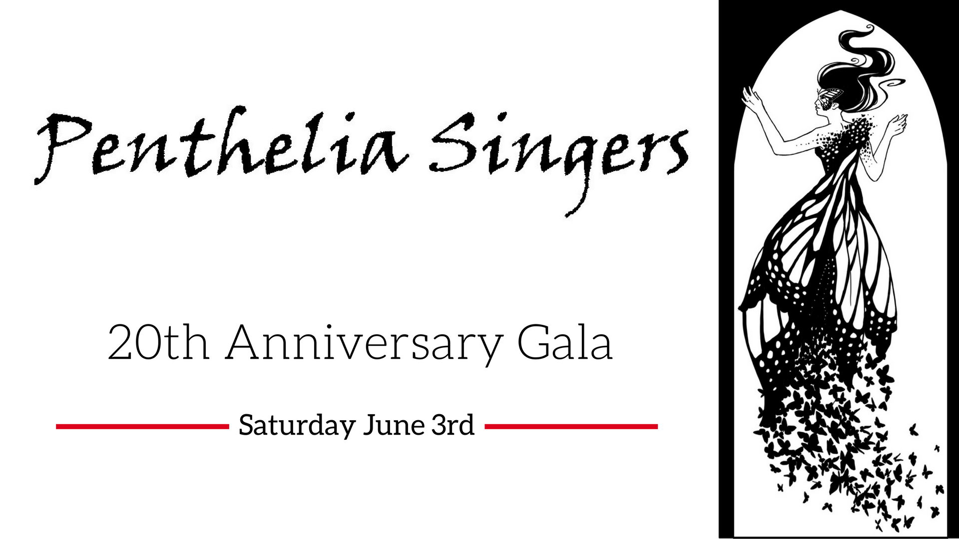 Penthelia Singers 20th Anniversary Gala