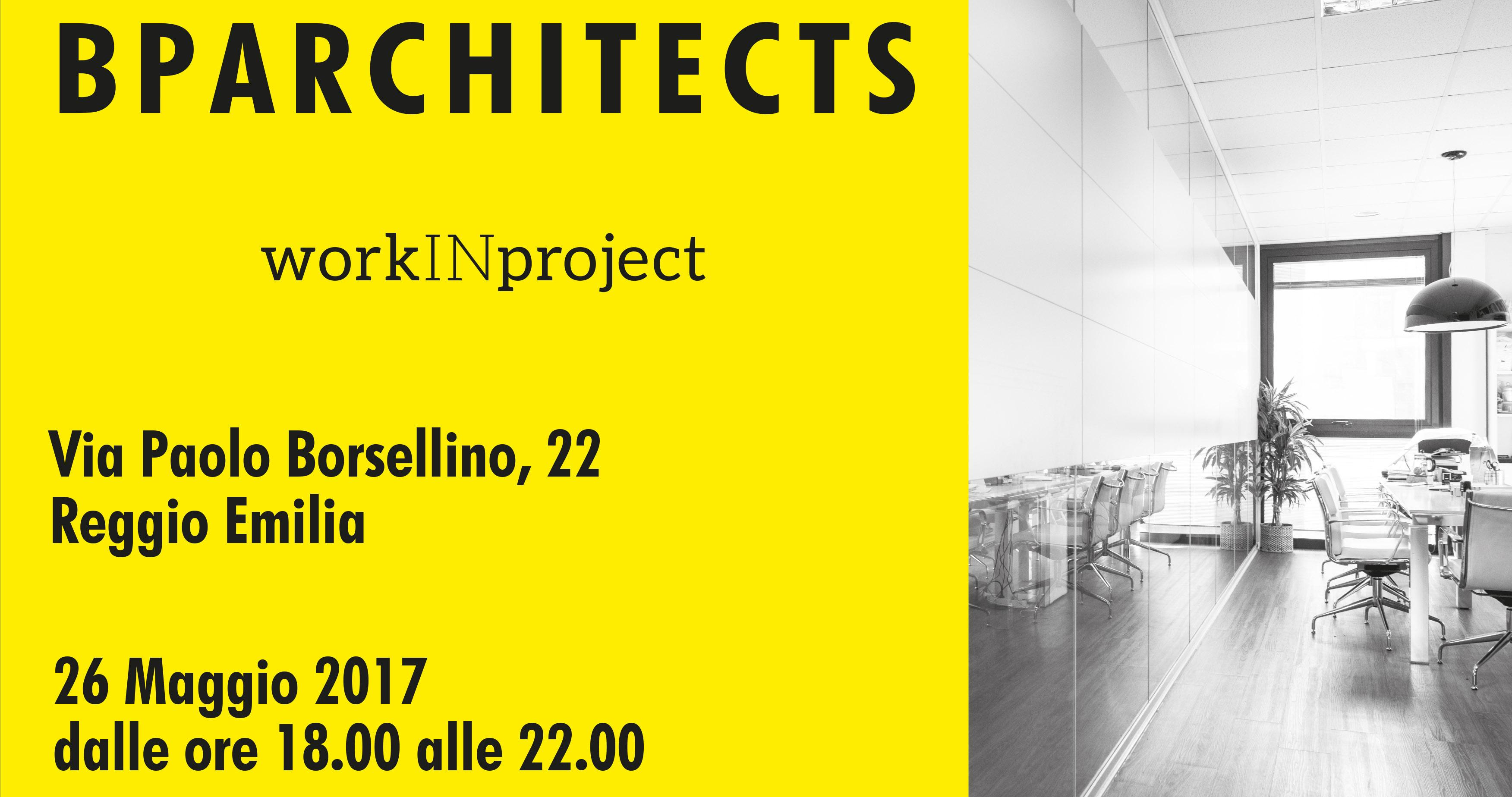 BPARCHITECTS - workINproject
