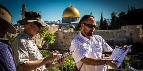 The Footsteps of Jesus Experience billets