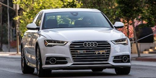 Audi A6 Raffle