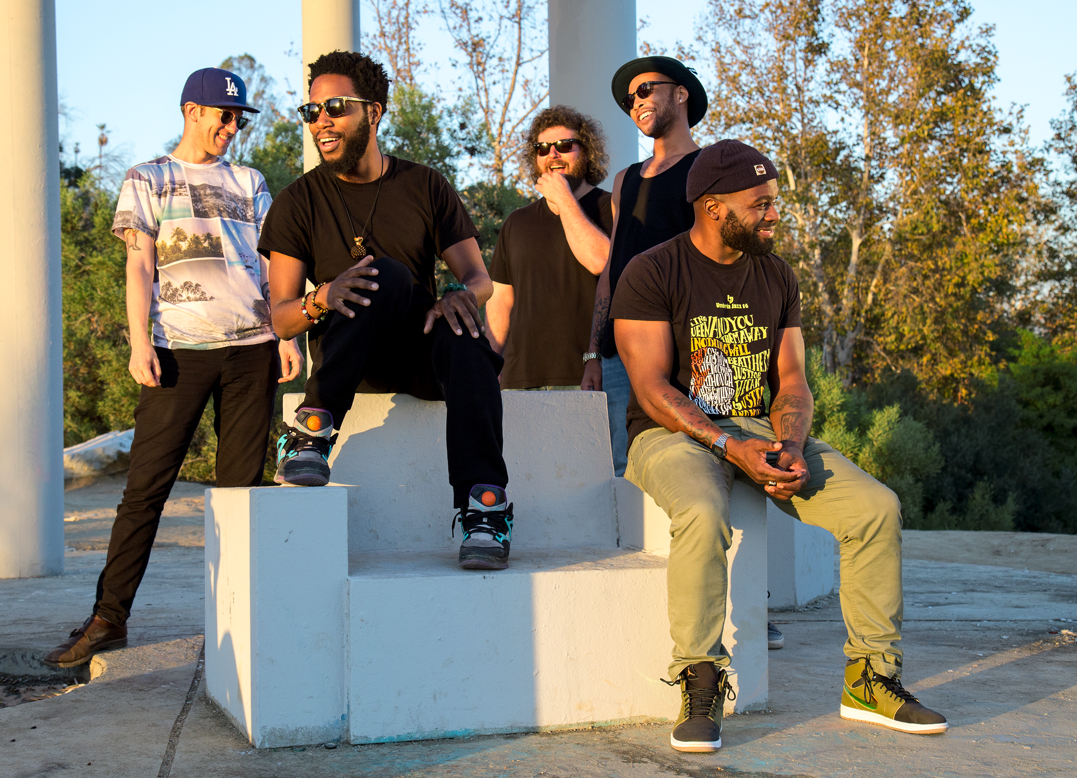 Cory Henry & The Funk Apostles at Asheville Music Hall
