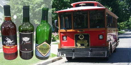 SE Michigan Wine Tour with Box lunch included tickets