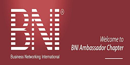 BNI Ambassador - Business Networking Breakfast, Canberra