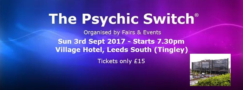 Psychic Switch - Leeds South