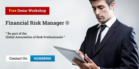 Financial Risk Manager (FRM) Introductory Workshop tickets