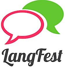 LangFest logo