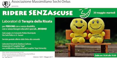 Ridere Senza Scuse Sassari - Laboratorio di Risata Incondizionata