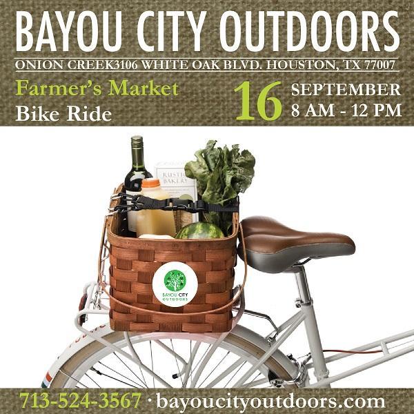 BCO Farmer's Market Bike Ride . BCO Farmer's Market Bike Ride