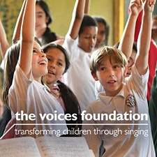The Voices Foundation logo