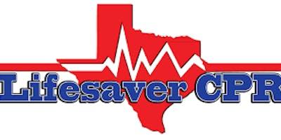FREE AHA Certified CPR Class