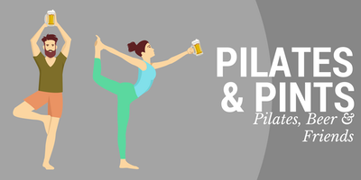Happy Hour Pilates & Pints @Counterbalance Brewing June 15th
