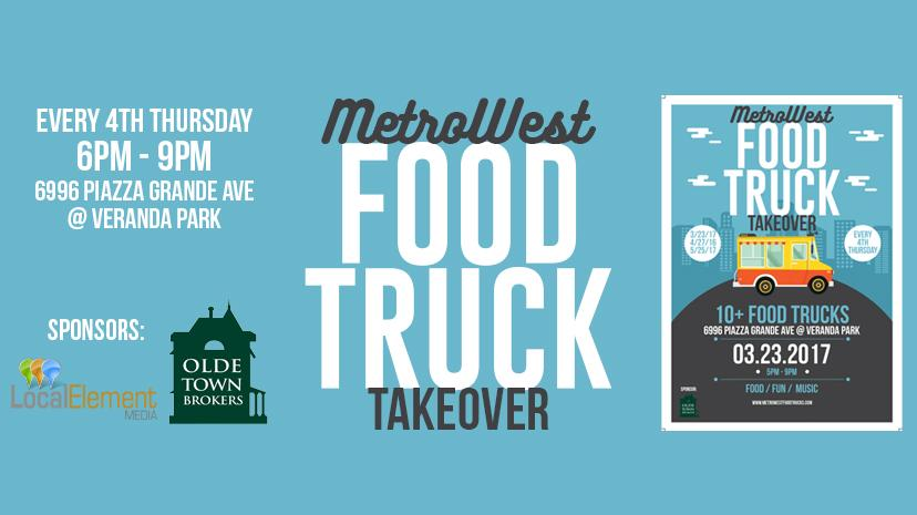 MetroWest Food Truck Takeover. MetroWest Food Truck Takeover