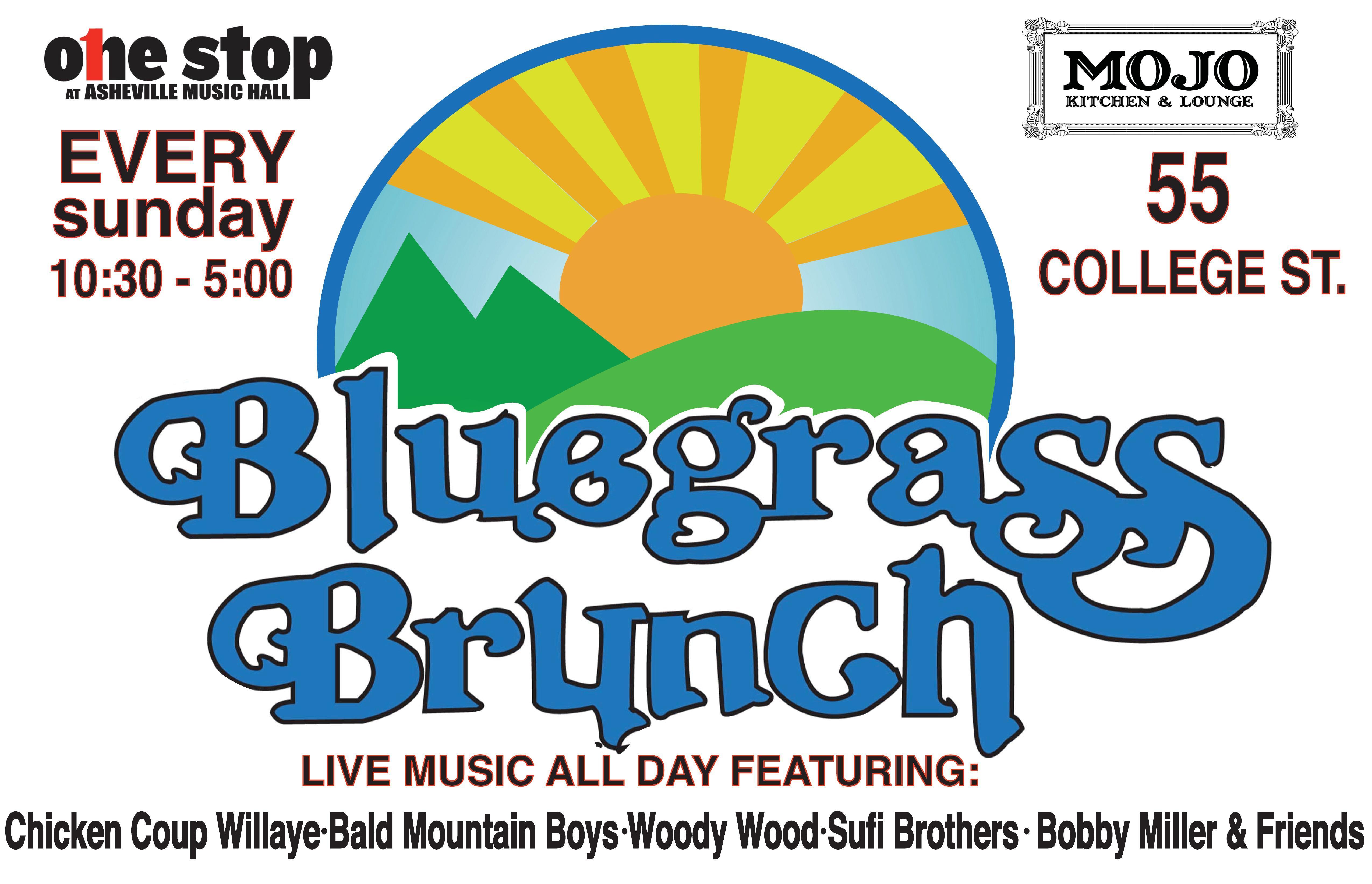 Bluegrass Brunch w/ Sufi Brothers, Bald Mountain Boys & more!