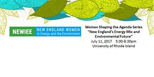 Women Shaping the Agenda: New England's Energy Mix and...
