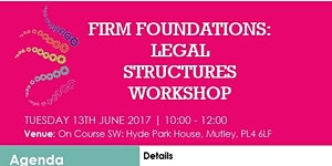 Firm Foundations: Legal Structures for VCS...