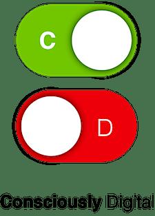Consciously Digital logo