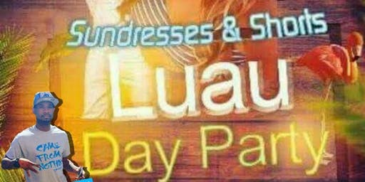 Daily love sundress and shorts laua day party