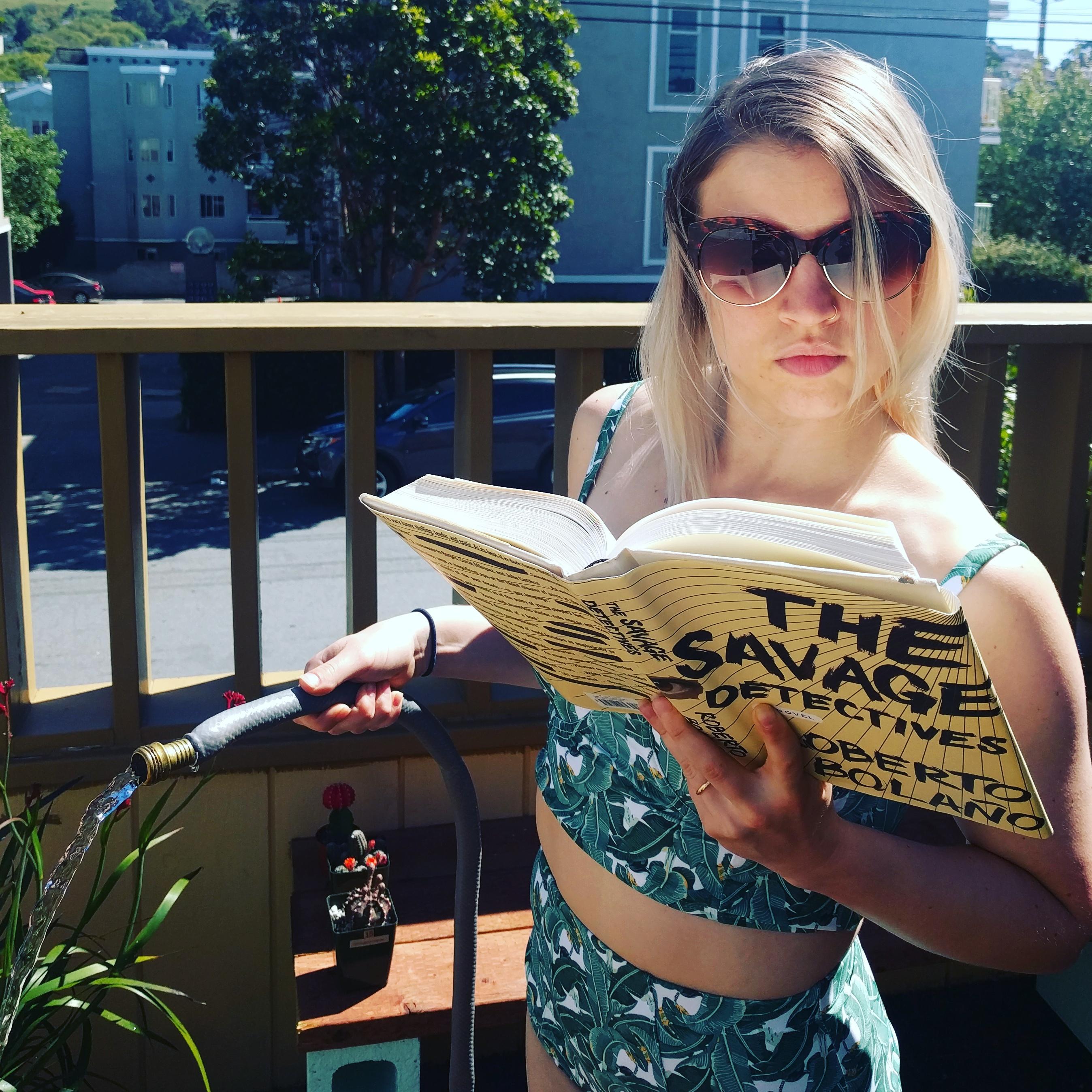 STANZA: literary summer fundraiser
