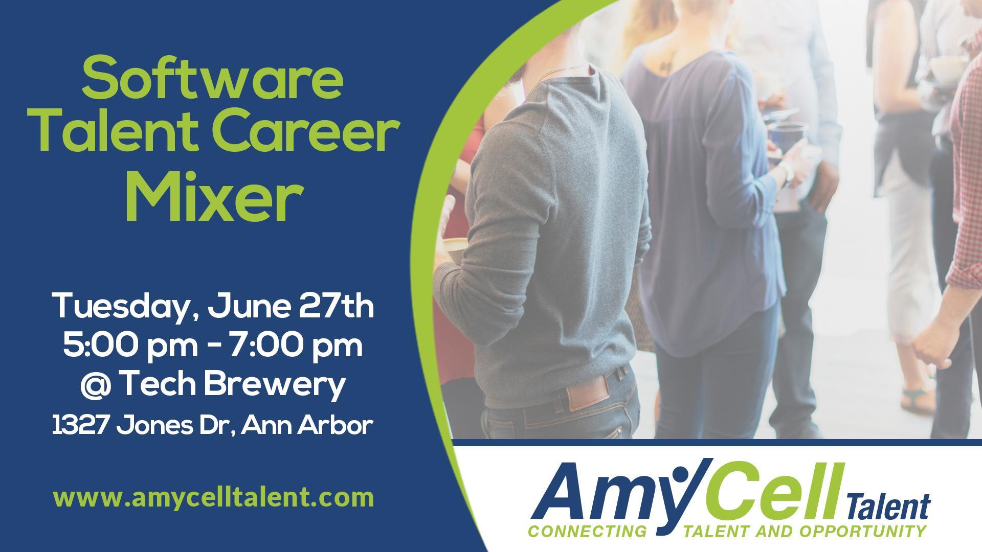 Software Talent Career Mixer