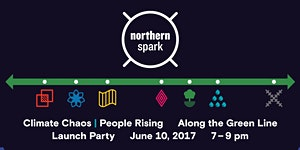 Northern Spark Launch Party 2017