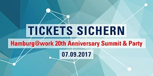 20th Anniversary SUMMIT & PARTY | The Next 20 Years |...