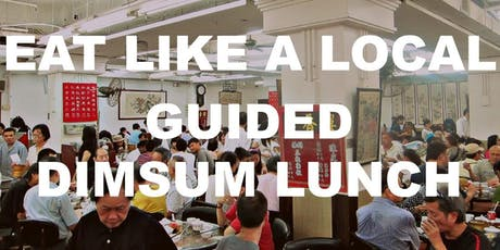 Guided Dimsum Lunch tickets