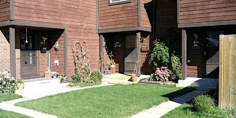 Alberta 75 Housing Co-operative Ltd. Orientation tickets