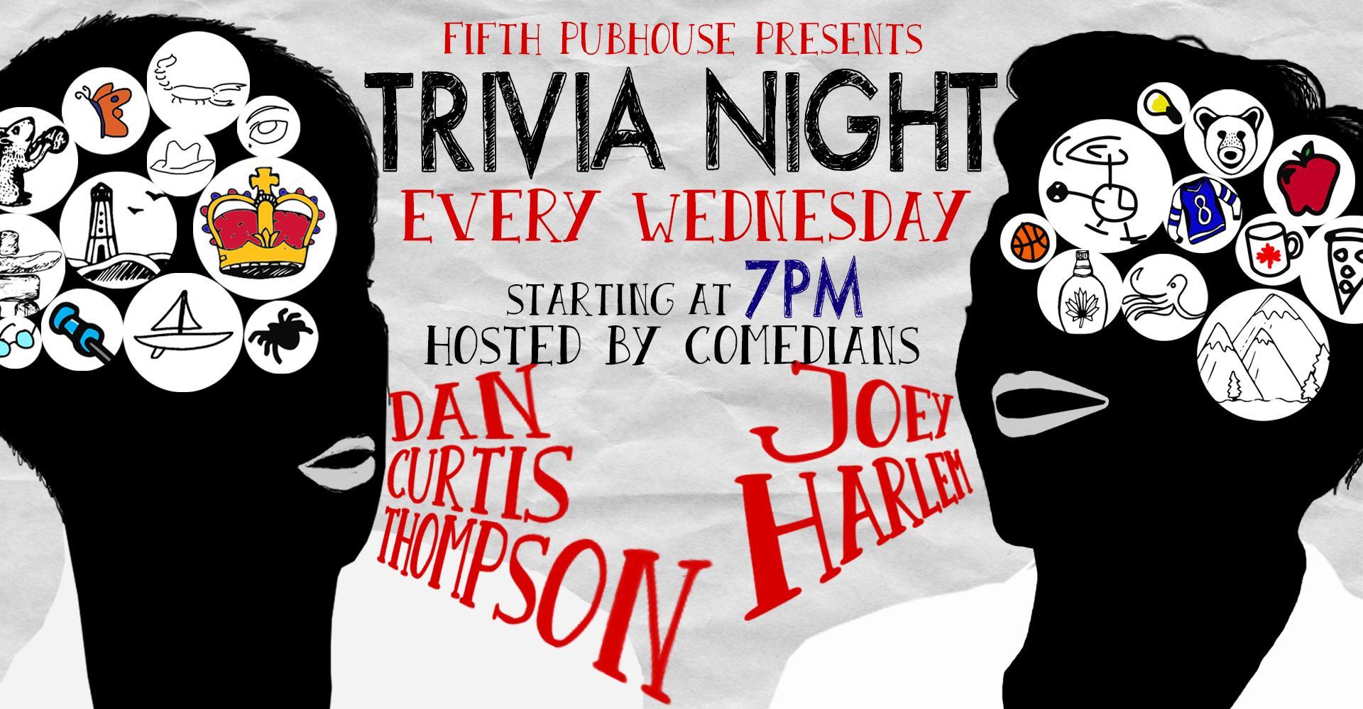 Trivia Comedy Night