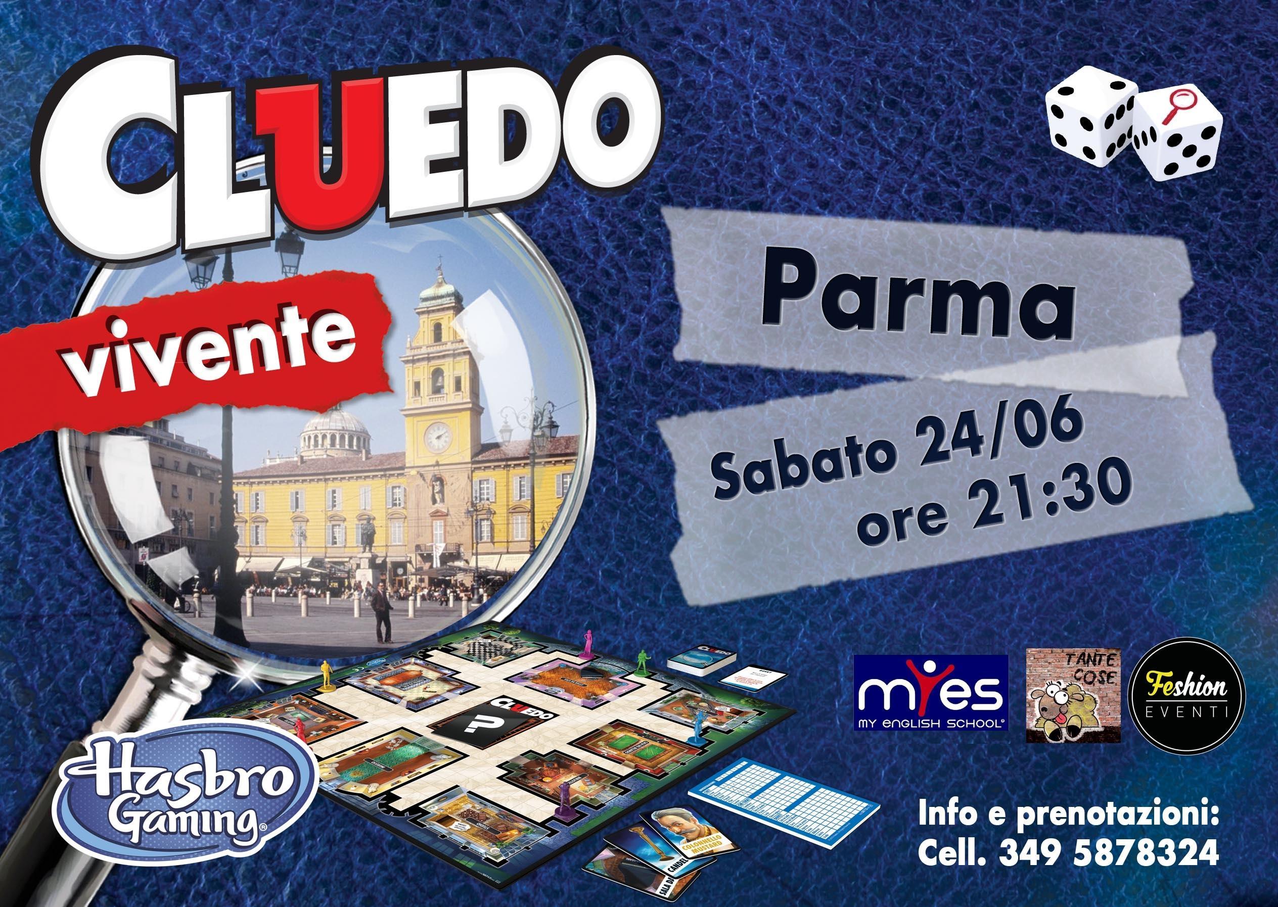 Cluedo Parma