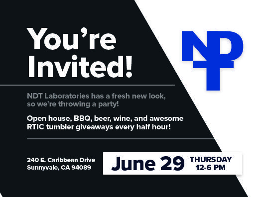 NDT Labs Open House