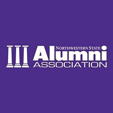 Northwestern State University Alumni Association logo