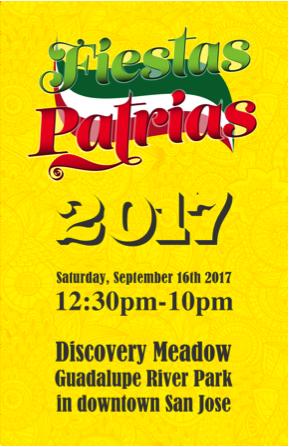 Fiestas Patrias El Grito Festival 2017
