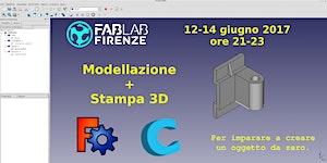 Corso di modellazione & stampa 3D