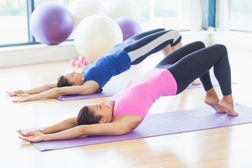 Pilates - 1 lezione free