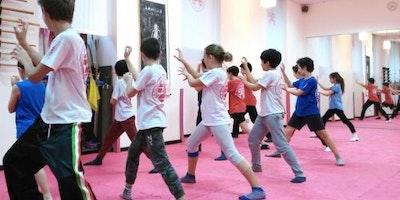 Kung Fu ragazzi _ 1 lezione free