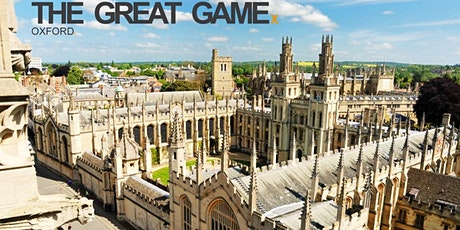 Virus Safe Outdoor Oxford Treasure Hunt tickets