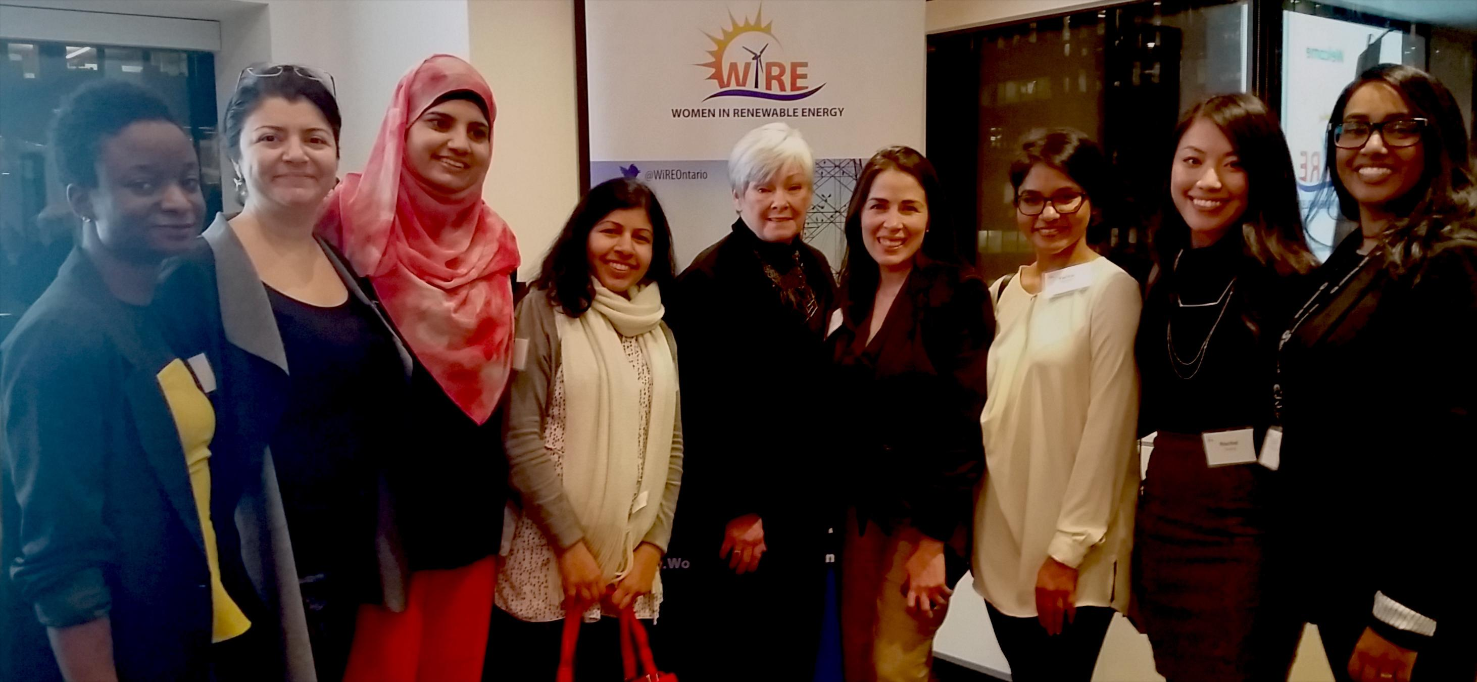 WiRE Toronto Chapter - Networking Event - WOM