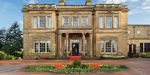 The Wedding Affair at Oulton Hall October 2017