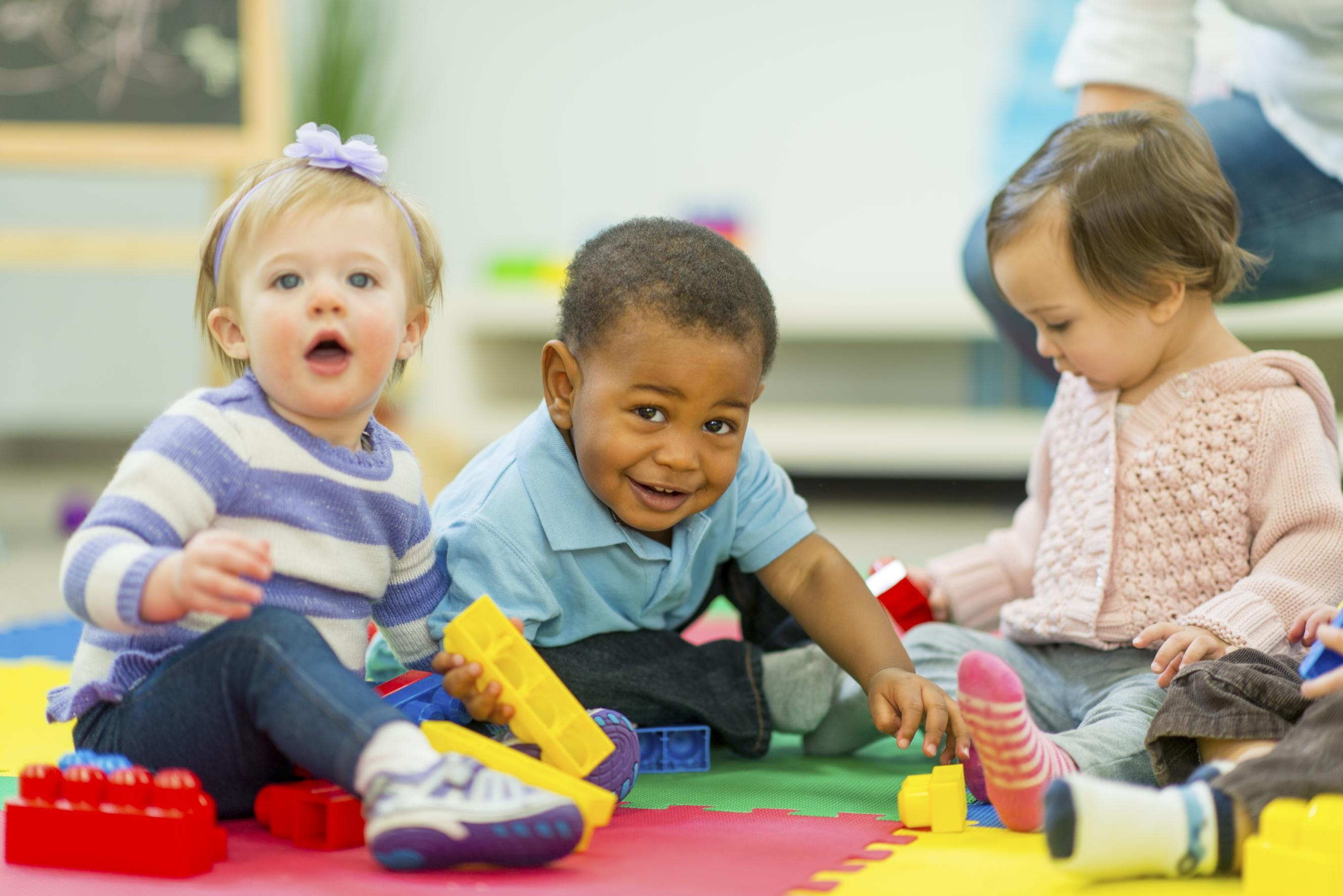 Drop-In Play (birth – 5 years)—Mondays (9:30am), Wednesdays (10:30am) and Fridays (9:30am)